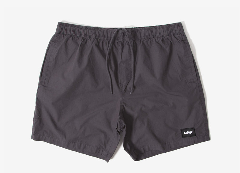 Chimp Beach Shorts - Charcoal