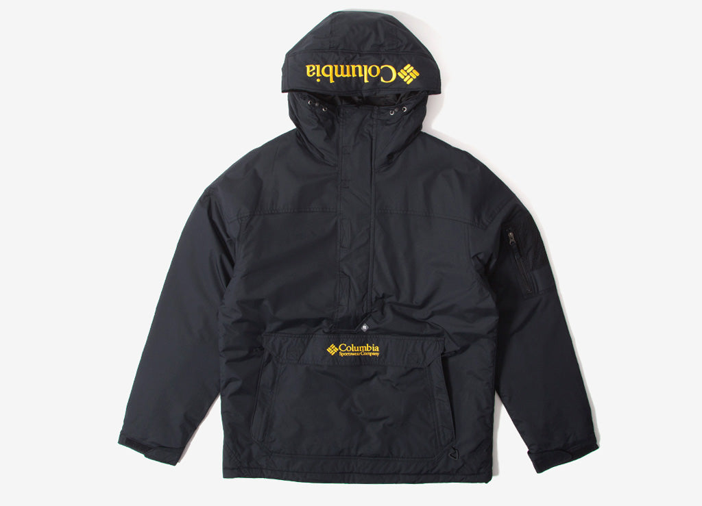 Columbia Challenger Pullover Jacket - Black