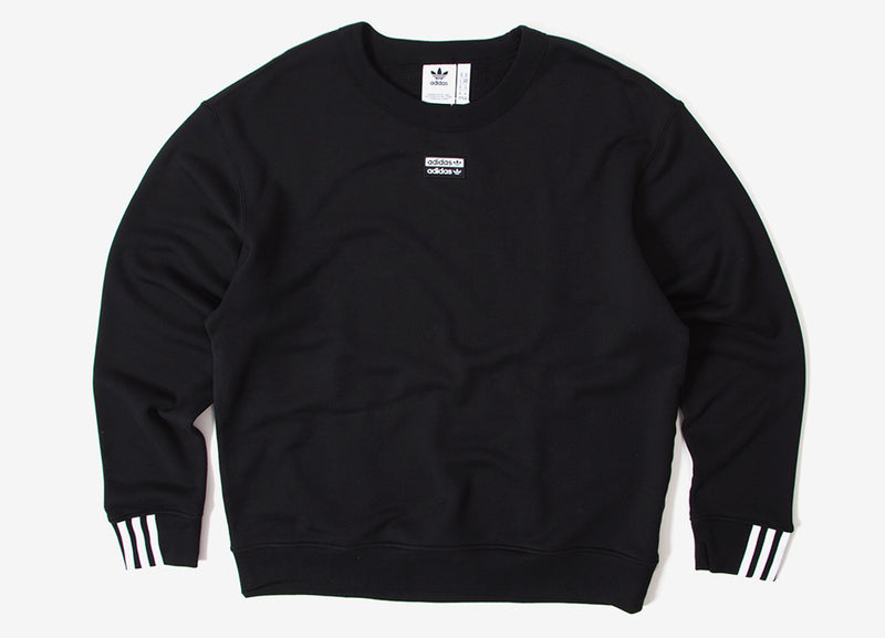 adidas Originals RYV Sweatshirt - Black