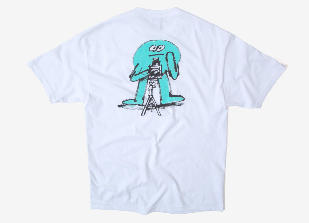 The Quiet Life Jarvis T Shirt - White