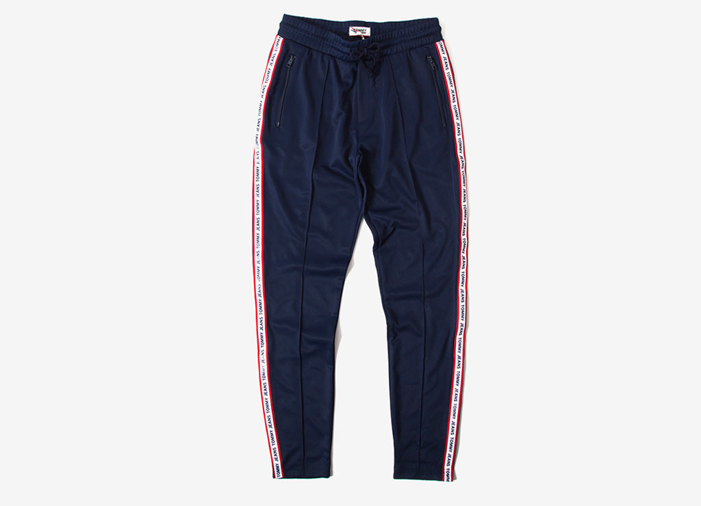 Tommy Jeans Track Pant - Black Iris