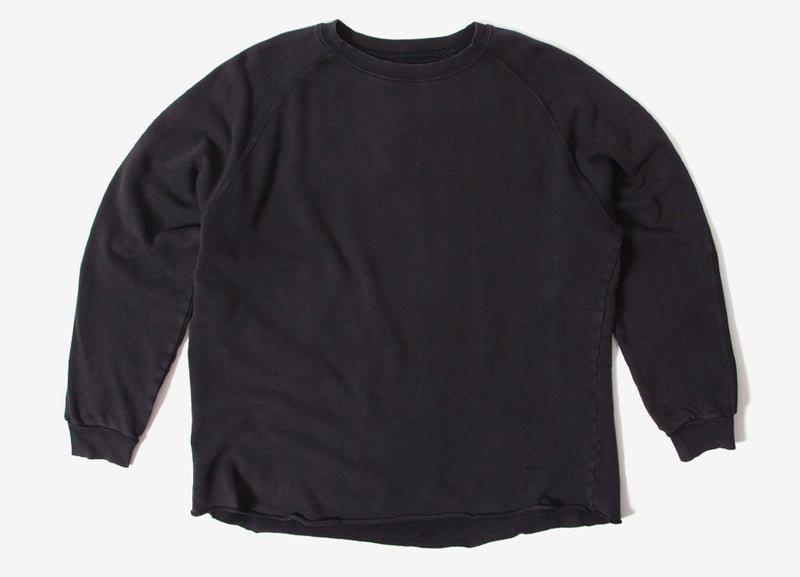 Gramicci Japan Talecut Sweatshirt - Black