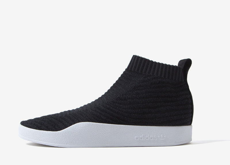 adidas Originals Adilette Primeknit Socks - Black