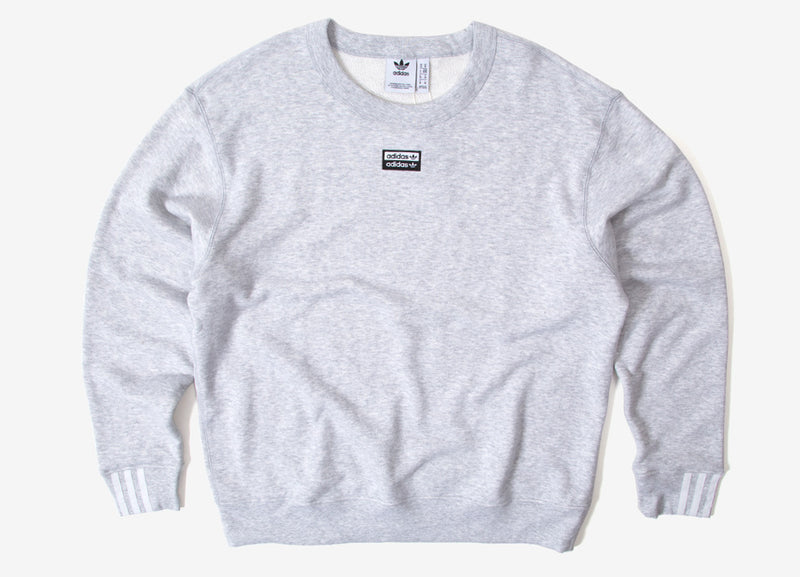 adidas Originals RYV Sweatshirt - Light Grey
