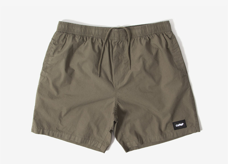 Chimp Beach Shorts - Olive