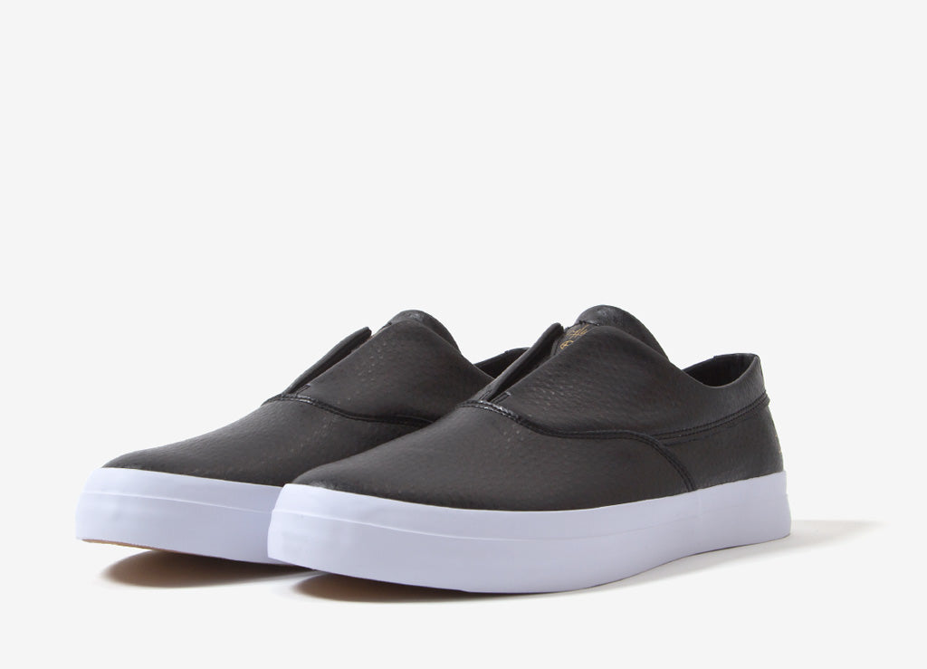 HUF Dylan Slip On Shoes - Black