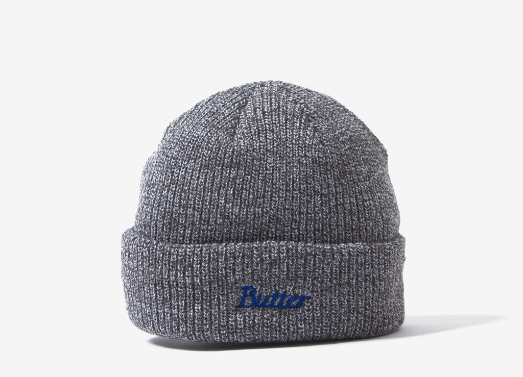 Butter Goods Cycle Beanie - Black