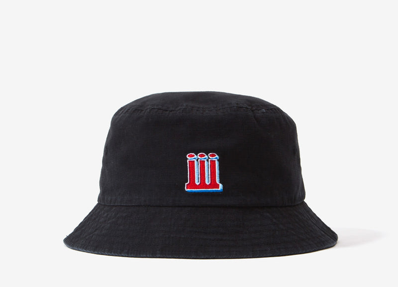 Piilgrim Bounce Bucket Hat - Black