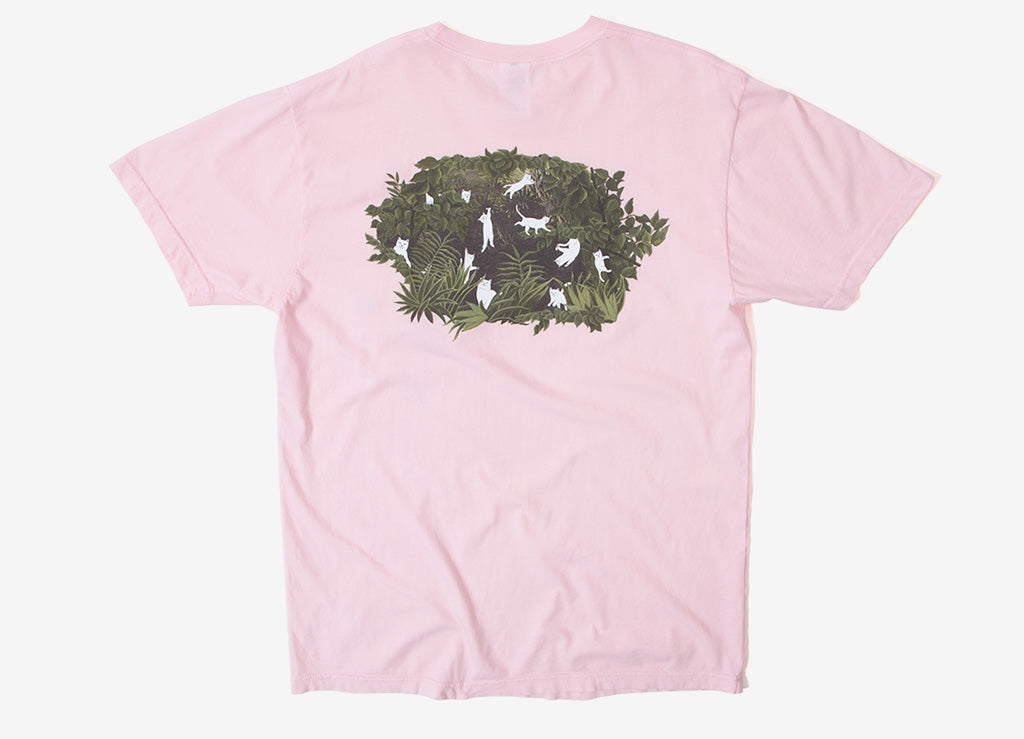 Rip N Dip Jungle Nerm T Shirt - Pink