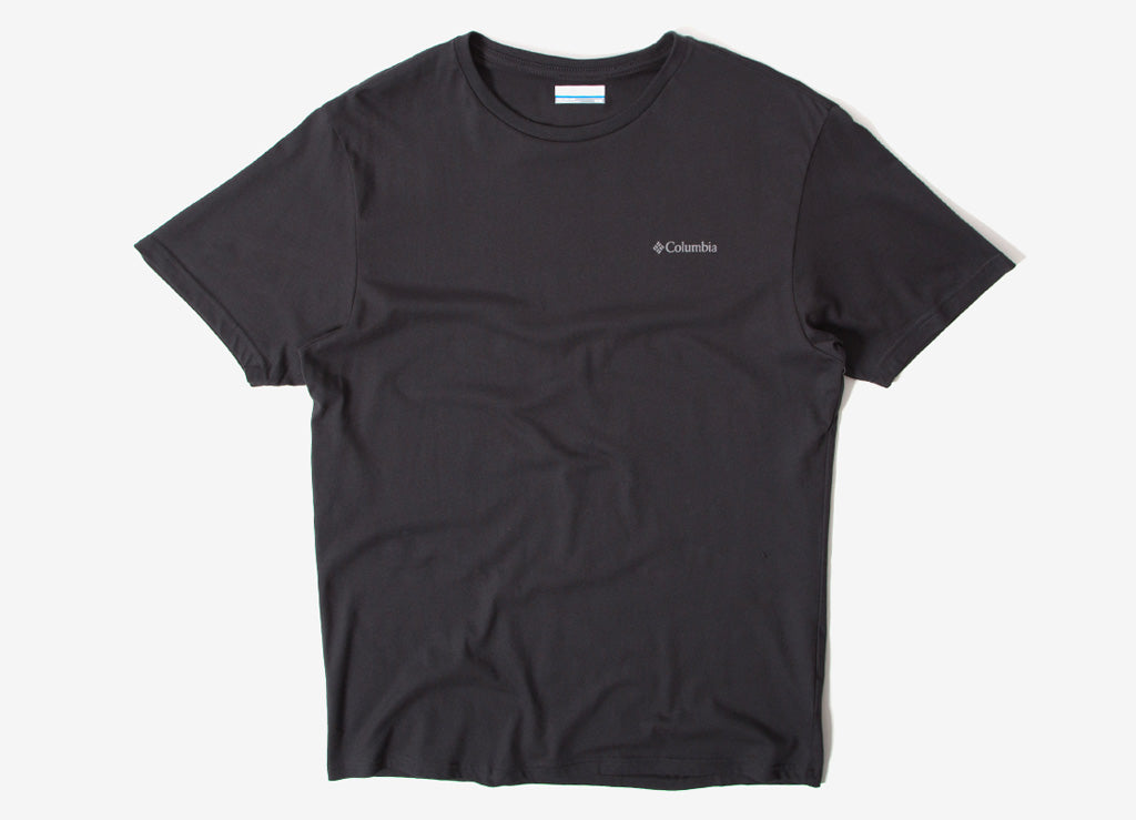 Columbia North Cascades T Shirt - Shark/Rosewater