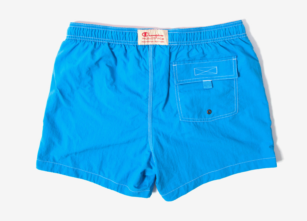 Champion Beach Shorts - Blue/Pink