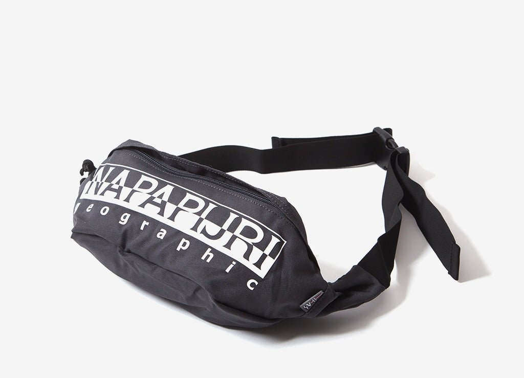 Napapijri Happy Bumbag - Dark Grey