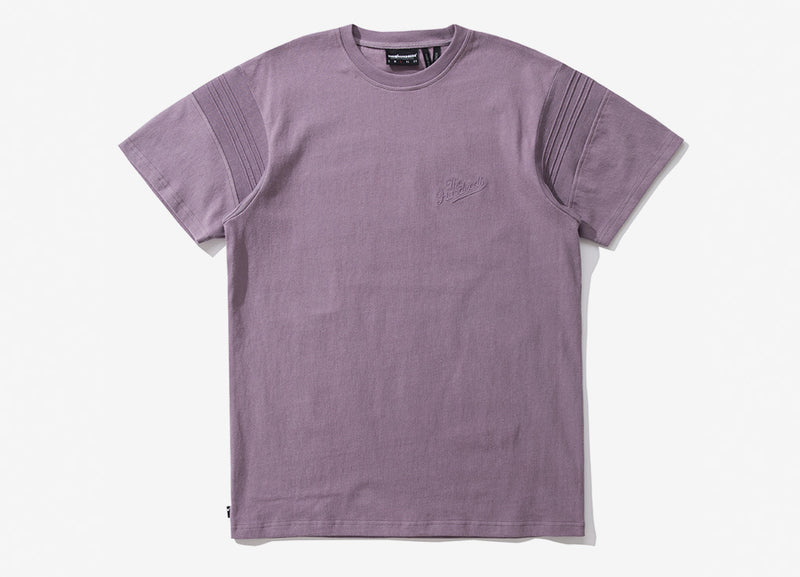 The Hundreds Duell T Shirt - Dusty Purple