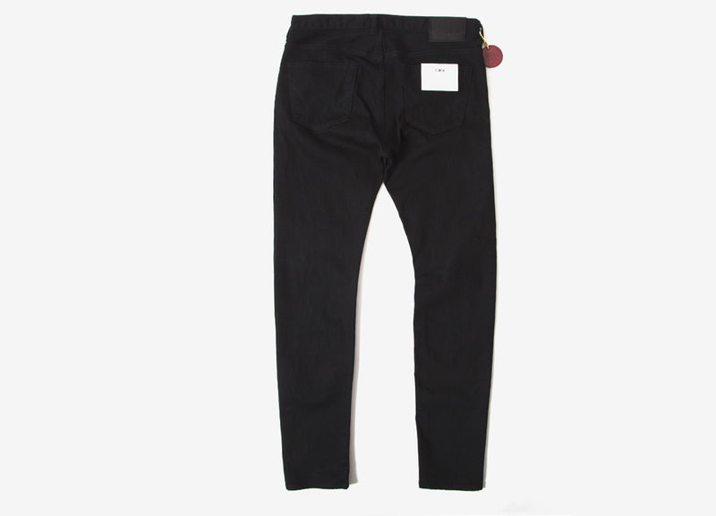 Edwin Slim Tapered Kaihara Jeans - Black