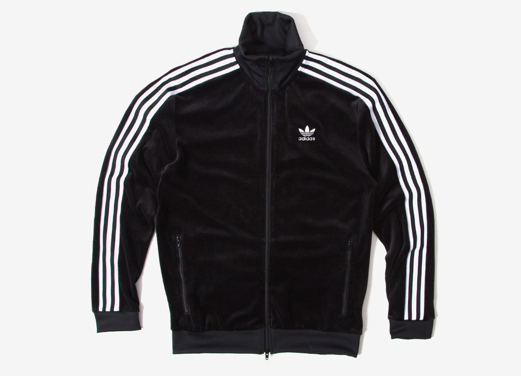 Adidas Originals Cozy Track Jacket Adidas Originals Jackets The
