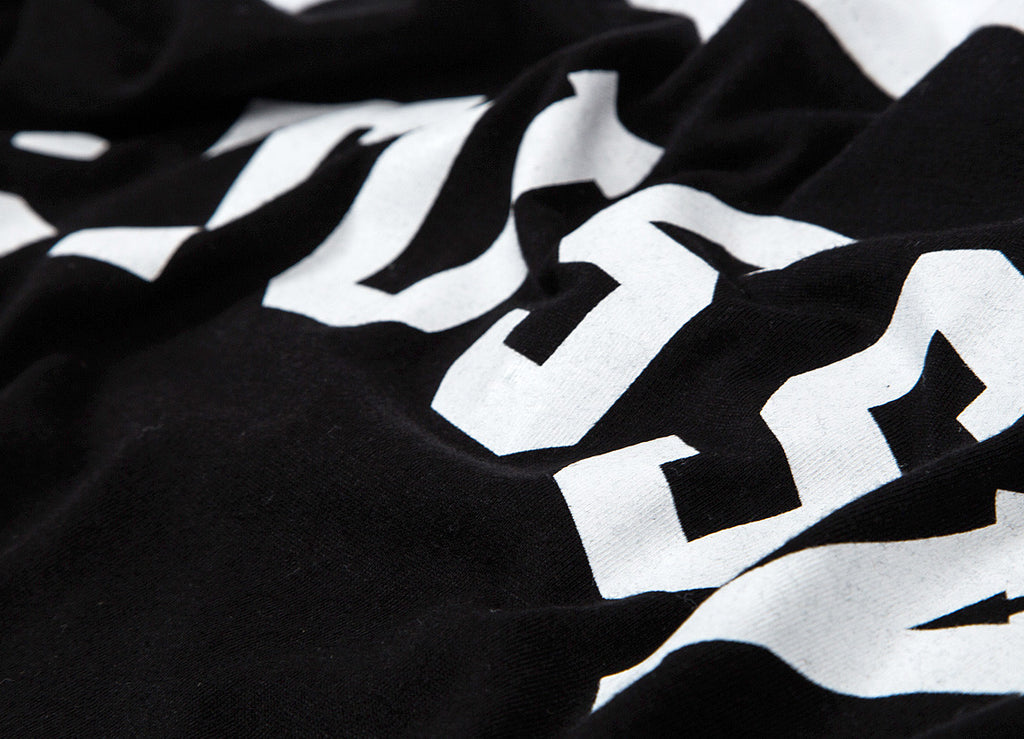 Stussy Star Hockey Jersey - Black