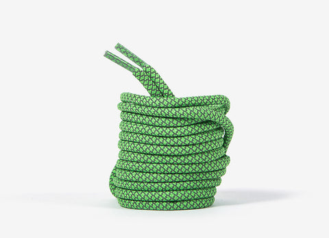 Chimp 3M Rope Laces - Green