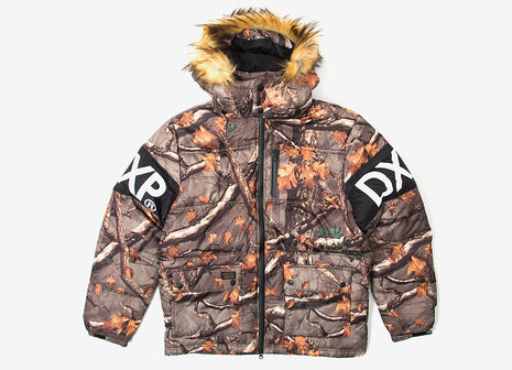 10Deep Icestation Snorkle Jacket - Hunting Camo