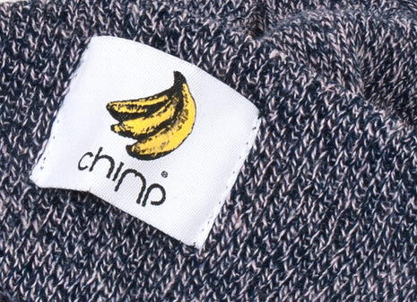 Chimp Basic Beanie - Indigo Heather