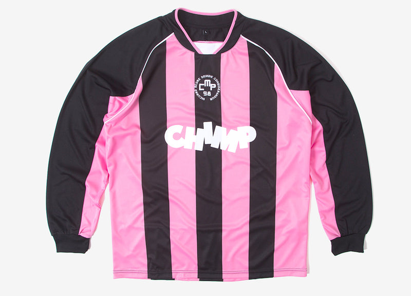 Chimp Five-A-Slide Jersey - Black/Pink