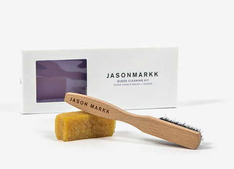 Jason Markk Suede Cleaning Kit - Allover