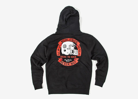 CLSC Truck Stick Pullover Hoody - Black