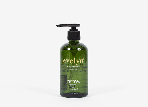 retaW Fragrance Hand Soap - Evelyn*