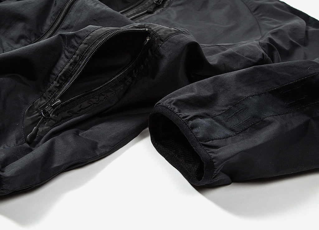 HUF All Set Track Jacket - Black