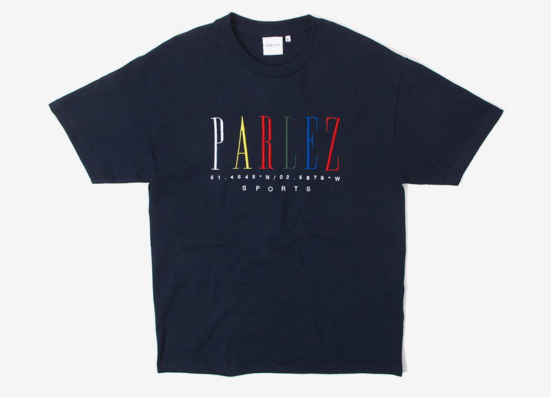 Parlez Tall T Shirt - Navy