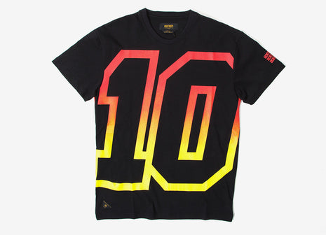10Deep The 10 Car T Shirt - Black