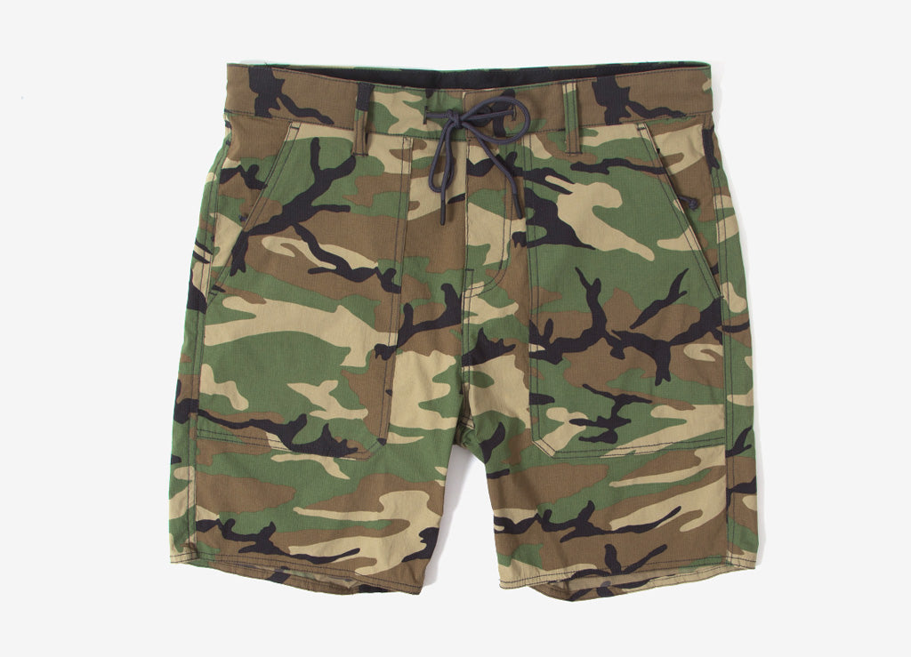 5e9dd52768 Brixton Prospect Service Shorts | Brixton Shorts | Brixton Swim Shorts |  The Chimp Store