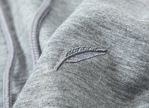 Publish Mason Pullover Hoody - Grey