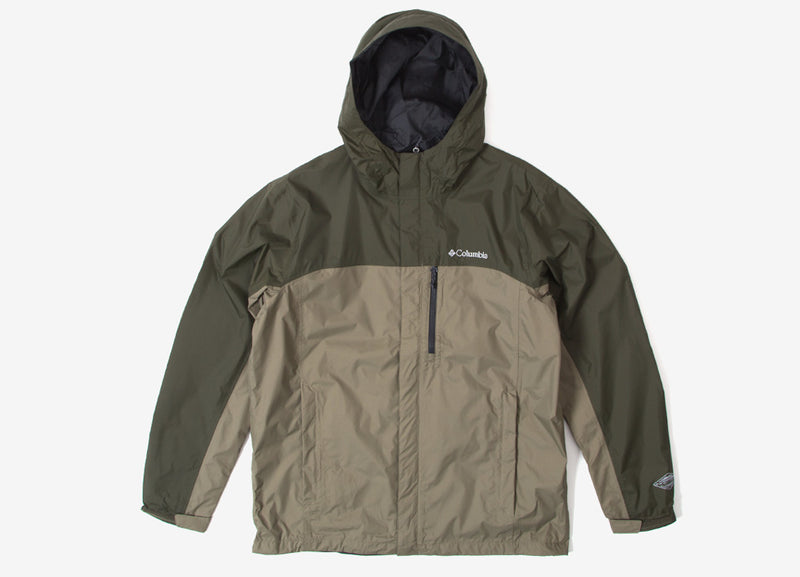 Columbia Pouring Adventure II Jacket - Sage Peatmoss
