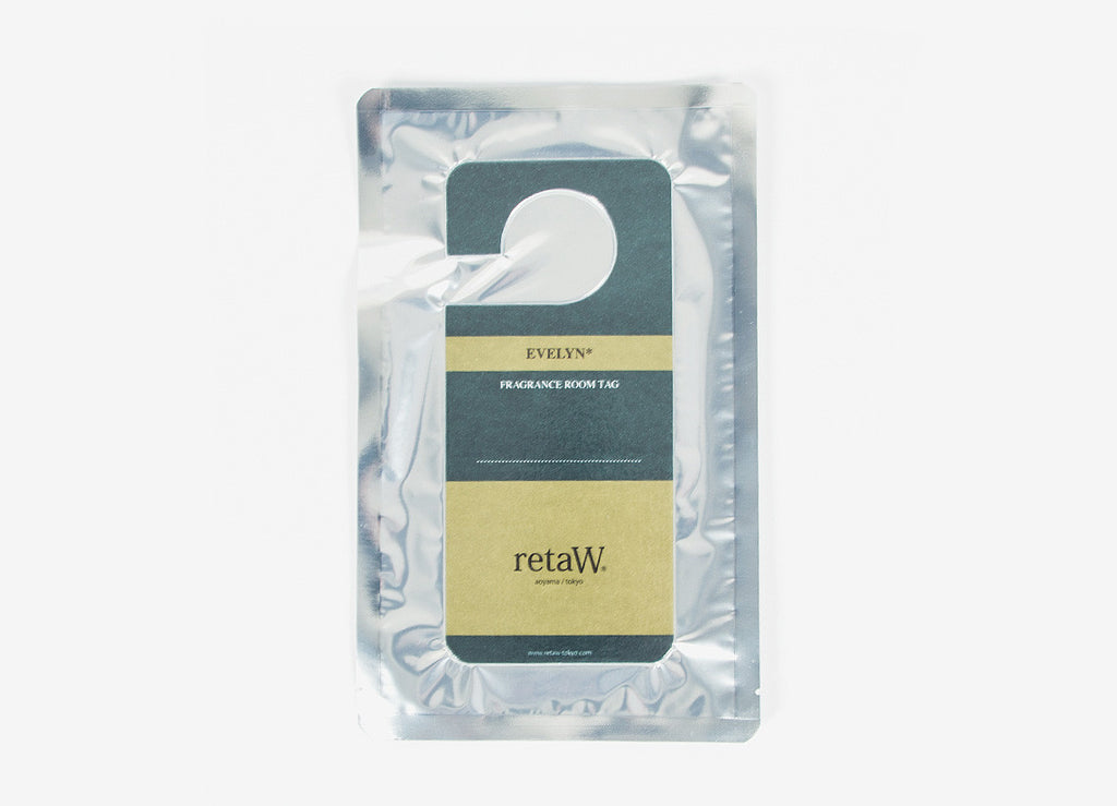 retaW Fragrance Room Tag - Evelyn*