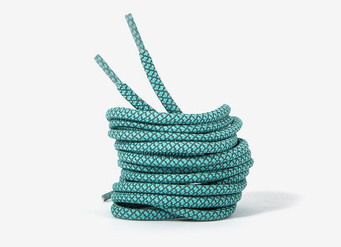 Chimp 3M Rope Laces - Aqua