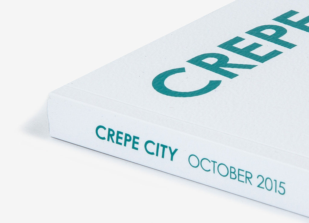 Crepe City Magazine - Issue 1