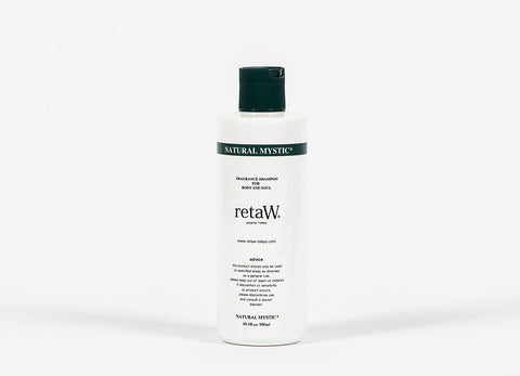 retaW Fragrance Body Shampoo - Natural Mystic