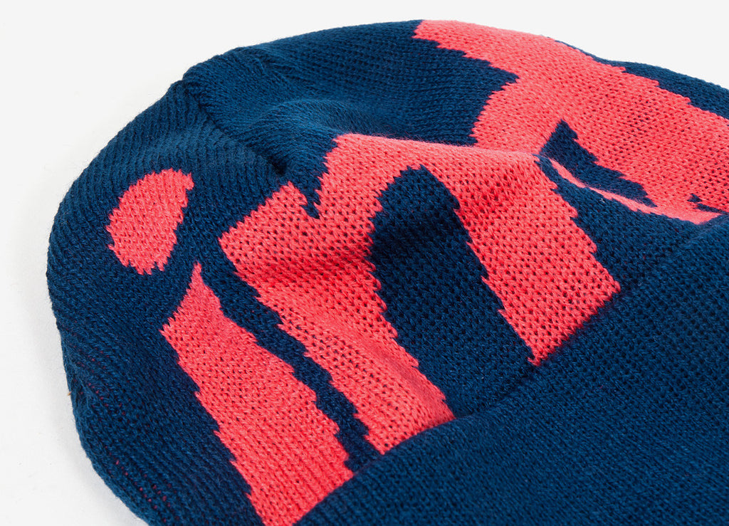 indcsn Reach Beanie Hat - Navy