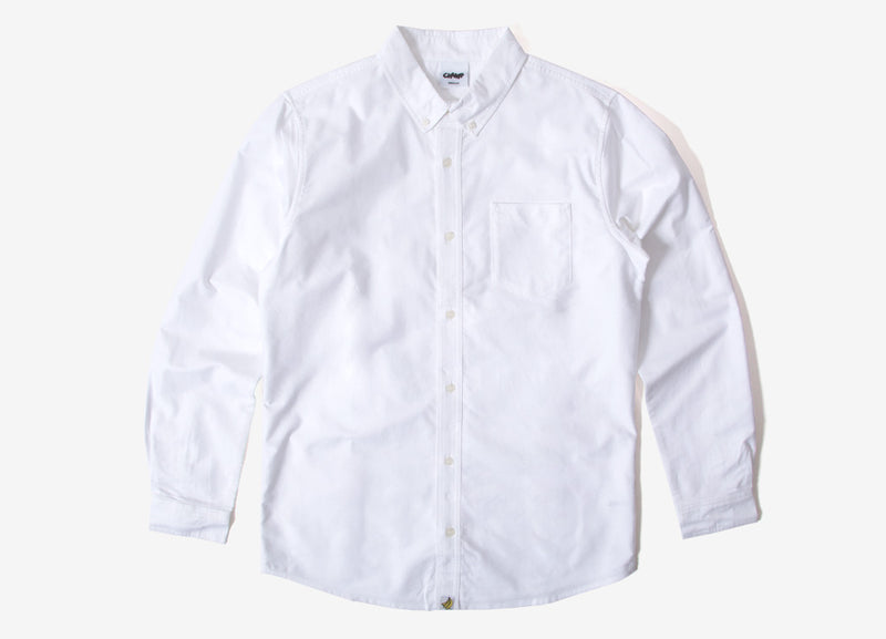 Chimp Premium Oxford Shirt - White