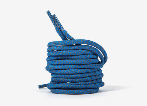 Chimp 3M Rope Laces - Blue
