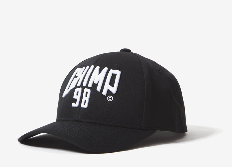 Chimp NYC Snapback Cap - Black