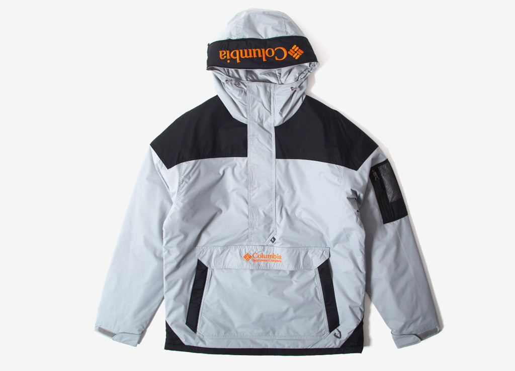 f641d18febb01 Columbia Challenger Pullover Jacket - Columbia Grey