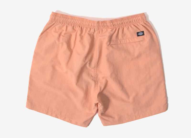 Dickies Rifton Swim Shorts - Flamingo