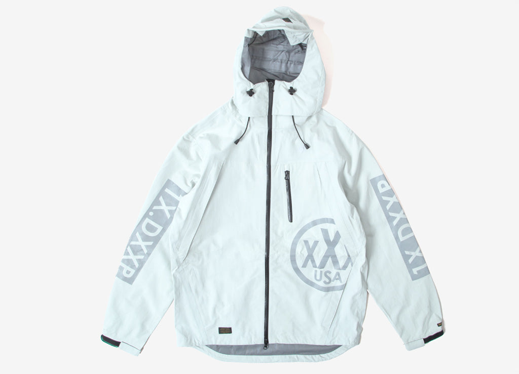 10Deep Full Clip Tech Jacket - Off White