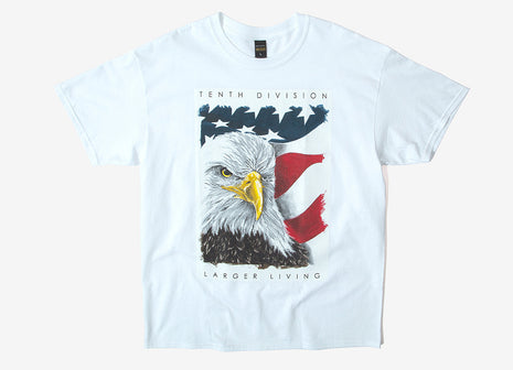 10Deep Tenth Division T Shirt - White