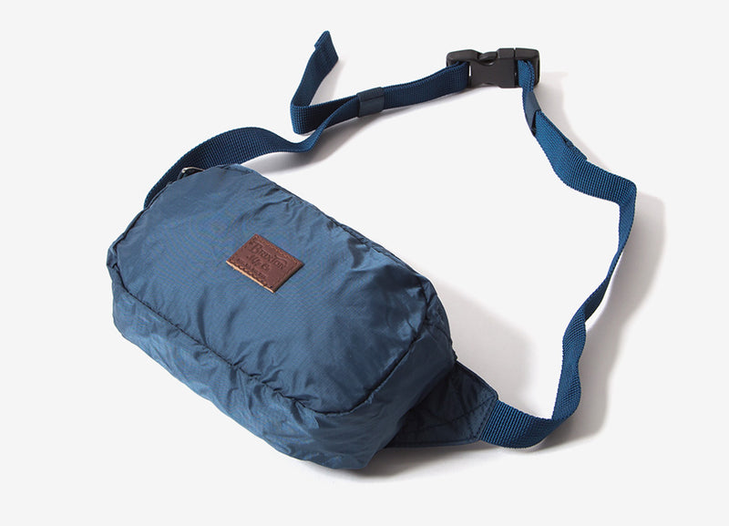Brixton Stewart Hip Pack - Orion/Blue