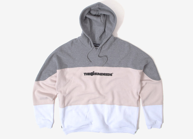 The Hundreds Corpus Pullover Hoody - Athletic Heather