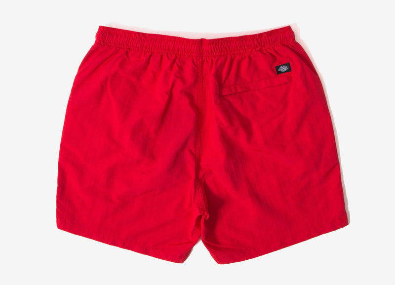 Dickies Rifton Swim Shorts - Fiery Red