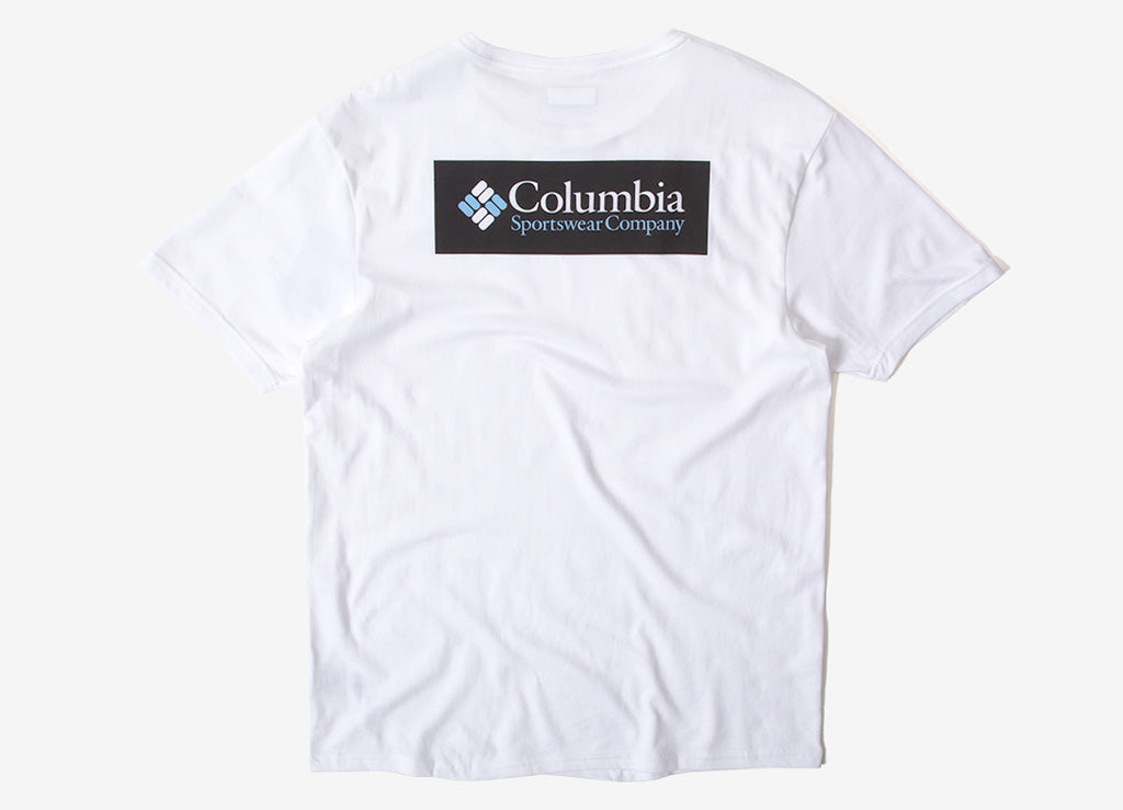 Columbia North Cascades T Shirt - White