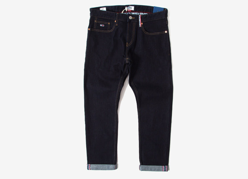 Tommy Jeans Scanton Heritage Jeans - Selvidge Rinsed